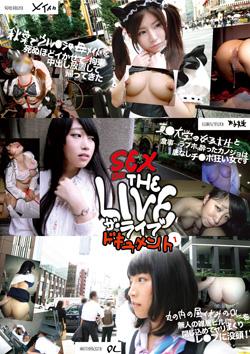 GRYD018 | セックス オブ ザ・ライブ ドキュメント